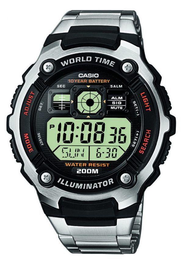 RELOJ CASIO COLLECTION DIGITALAE-2000WD-1AVEF
