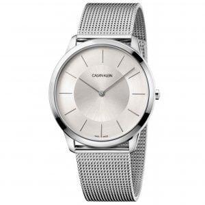 Reloj Calvin Klein MINIMAL PO GT XL SST MESHBLET SILIDIAL K3M2T126