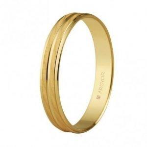 alianza-de-boda-oro amarillo rayas 5140340