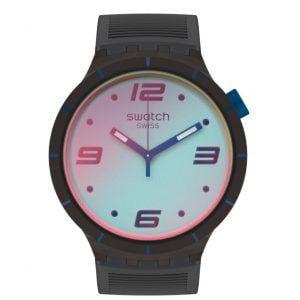 Reloj Swatch Futuristic Grey correa gris SO27B121