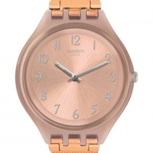 Reloj Swatch skin rosado malla SKINCHIC SVUP100M