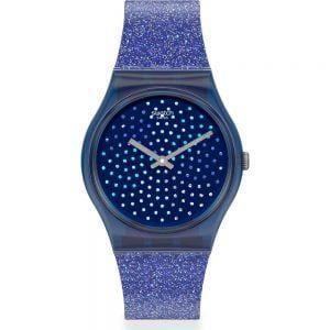 Reloj Swatch azulon blumino gn270