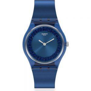 Reloj Swatch azulon sideral blue gn269