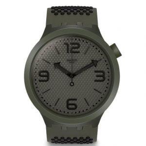 Reloj Swatch big bold gris SO27M100