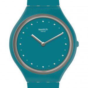 Reloj Swatch skin turquesa Skinautique SVOL100