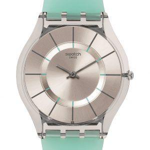 Reloj Swatch verde agua SUMMER BREEZE SFK397