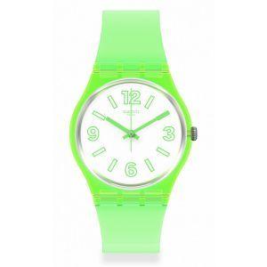 Reloj Swatch verde fluorescente RELOJ SWATCH ELECTRIC FROG GG226