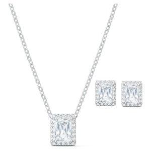 conjunto-angelic swarovski cristales blancos-baño-de-rodio-5579842
