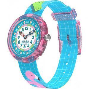 reloj swatch flik flak flamecos FBNP154
