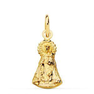 MEDALLA Virgen de los DESAMPARADOS SILUETA 17x8mm 16676