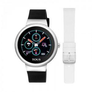 reloj-tous-mujer activity round-touch-plateado-000351680