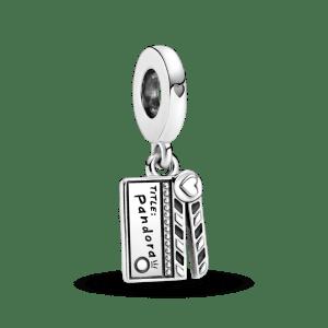 Charm Pandora colgante Claqueta Película 799423C01