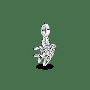 Charm Pandora colgante Mi Golondrina 798984C01
