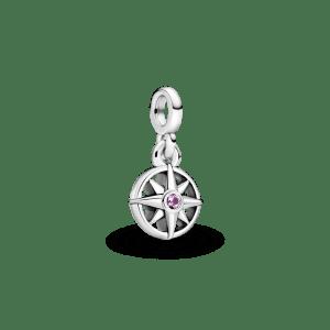 Charm Pandora colgante Mi brujula 798975C01