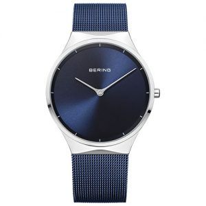 Reloj Bering caballero malla azul 31mm 12138-307
