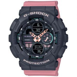 Reloj Casio G-Shock Women correa rosa GMA-S140-4AER