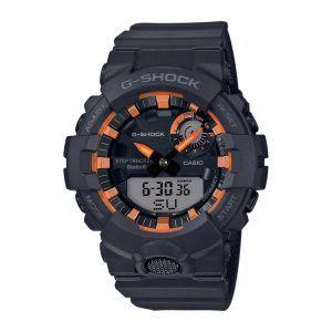 Reloj Casio G-Shock negro y naranja GBA-800SF-1AER