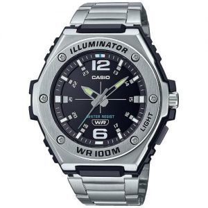 Reloj Casio collection armys esfera negra MWA-100HD-1AVEF