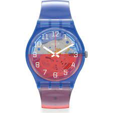 Reloj Swatch Gent Verre-toi GN275