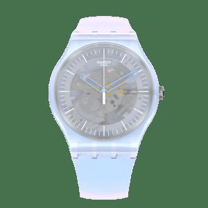 Reloj Swatch Mujer New Gent Flowerscreen SUOK154