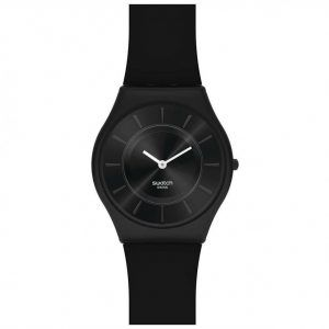 Reloj Swatch Skin classic negro Liquirizia SS08B100