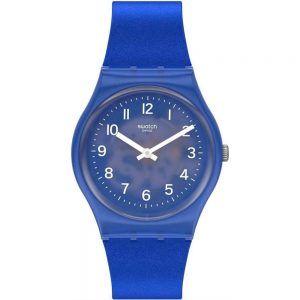 Reloj Swatch azulion blurry blue gl124