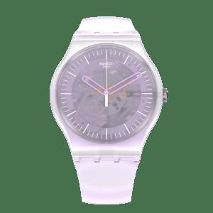 Reloj Swatch rosa Pink Mist SUOK155